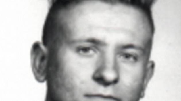 Pohřešovaný David Miřetinský.