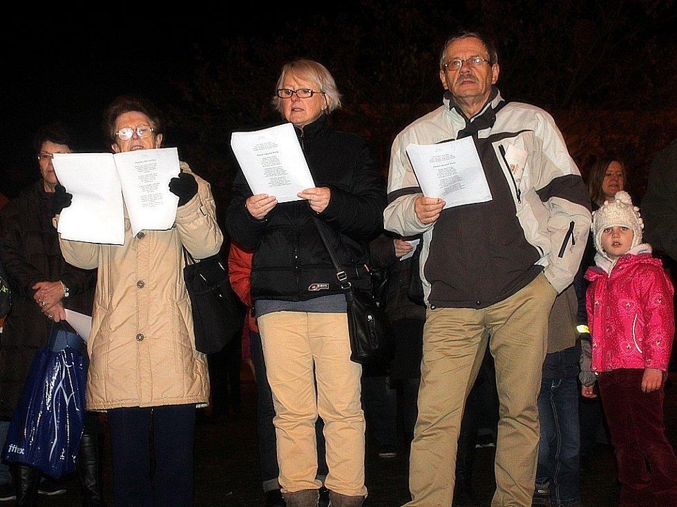 Česko zpívá koledy v Kutné Hoře