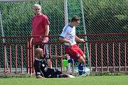 Kutná Hora porazila v 1. kole krajského přeboru Lhotu 2:1