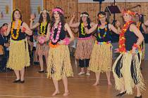 Ze 14. Školního plesu v Suchdole.