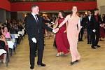 Ze druhé prodloužené tanečního kurzu B.