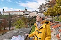 Manažerka Turistické oblasti Kutnohorsko a Kolínsko Petra Ďoubalová.