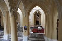 Katedrála Nanebevzetí Panny Marie a sv. Jana Křtitele v Sedlci.