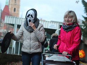 Halloween v Čáslavi