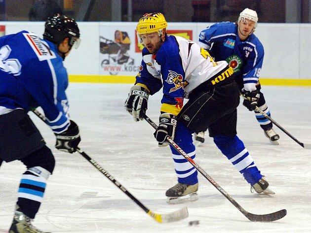 Hokej: Kutná Hora B - Sedlčany 2:5. 23.1.2010