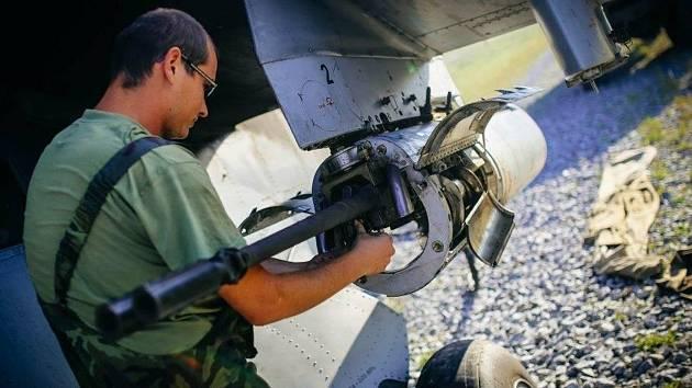 Mezinárodní taktické cvičení Ample Strike 2020: ostré střelby ve vojenských výcvikových prostorech jsou součástí scénářů.