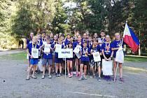 Tradiční sportovní tábor SKP Olympia Kutná Hora pro děti z našeho města a okolí.
