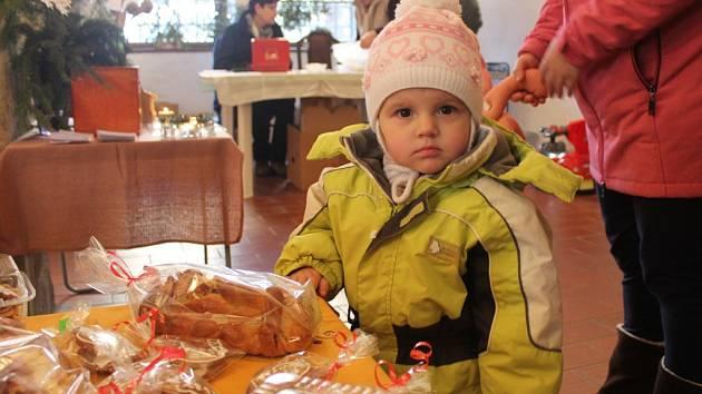 Prodejní vánoční výstava v Preghausu