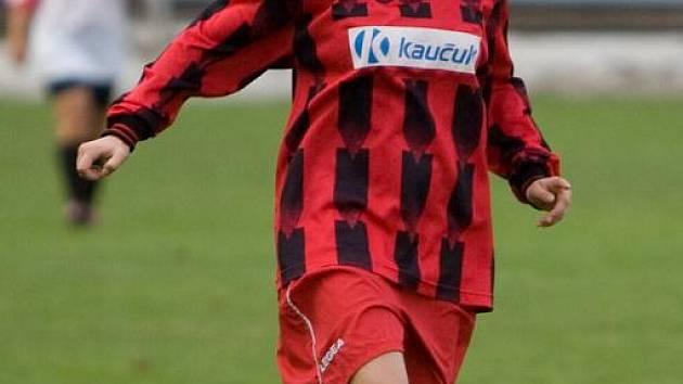 Z fotbalového utkání třetí ligy žen Kutná Hora - Mělník (4:2)