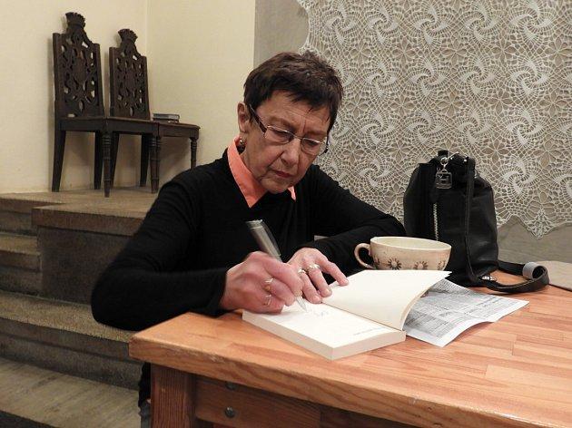 Jiřina Šiklová přednášela v Čáslavi.
