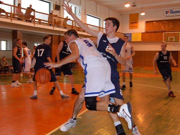 Basketbal.