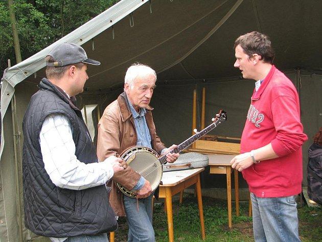 Banjo Jamboree 2010.