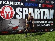 Spartan z STG Kutná Hora Vlastimil Kubík se kvalifikoval na ME i MS ve své věkové kategorii 55-59 let!