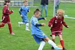 Fotbalový mistrovský turnaj mladších přípravek ve Zruči nad Sázavou: FK Čáslav B - TJ Jiskra Zruč nad Sázavou 2:17.