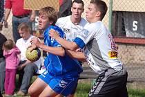 2. liga mladšího dorostu, 19. září 2010.