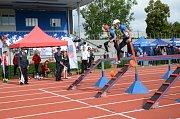 Na Městském stadionu Sletiště v Kladně se o víkendu 23. a 24. června uskutečnila hlavní část Krajské soutěže v požárním sportu profesionálních a dobrovolných hasičů.