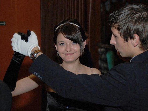 Taneční v Lorci, kurz A, 5. listopadu 2010.