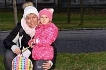 V Suchdole mladší děti hledaly ztracené zvířátko a starší pozorovaly souhvězdí.
