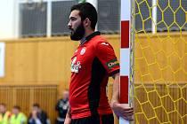 15. kolo Chance futsal ligy: Benago Zruč n. S. - Rádio Krokodýl Brno 5:3 (0:1), 14. ledna 2016.