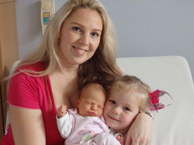 Viktorie Loužilová se narodila 8. prosince v Čáslavi. Vážila 3380 gramů a měřila 49 centimetrů. Doma v Čáslavi ho přivítali maminka Alena, tatínek Josef a sestra Valerie.