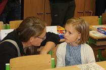 Ze zahájení školního roku 2020/2021 na Základní škole Žižkov v Kutné Hoře.