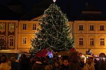 Vánoční stromek pro rok 2014.