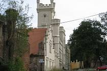 Zámek ve Filipově.