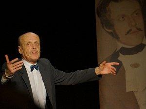 Oslava 70. narozenin Miroslava Štrobla v Tylově divadle v Kutné Hoře