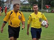 Zbraslavické hřiště hostilo již třetí ročník fotbalového turnaje