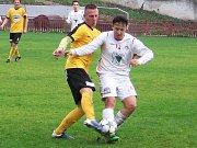 Fotbalisté Kutné Hory doma prohráli s Poříčím nad Sázavou 0:1.