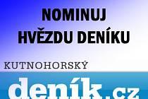 Hvězda Kutnohorského deníku.