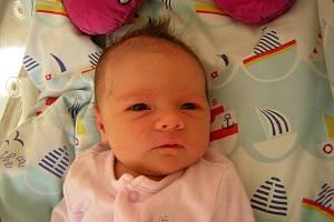 Sofie Řeháková se poprvé rozkřičela 12. srpna 2019 v 16.56 hodin v čáslavské porodnici. Vážila 3435 gramů a měřila 51 centimetrů. Doma v Kladrubech nad Labem se na ni těší maminka Petra a tatínek Michal.