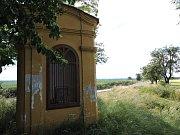 Stopy třicetileté války v okolí Čáslavi - kaplička u Bratčic.