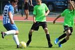 Fotbalový přípravný zápas mladších žáků U13: FK Čáslav - FK Admira Praha 13:2 (4:1, 3:1, 6:0).