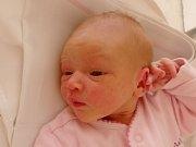 Rozálie Heroutková se narodila 1. února v Čáslavi. Vážila 2900 gramů a měřila 49 centimetrů. Doma v Kutné Hoře ji přivítala maminka Martina.