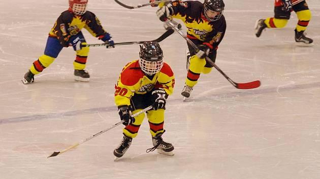 Hokej II. liga: K. Hora - Nymburk 2:6, středa 25. listopadu 2009