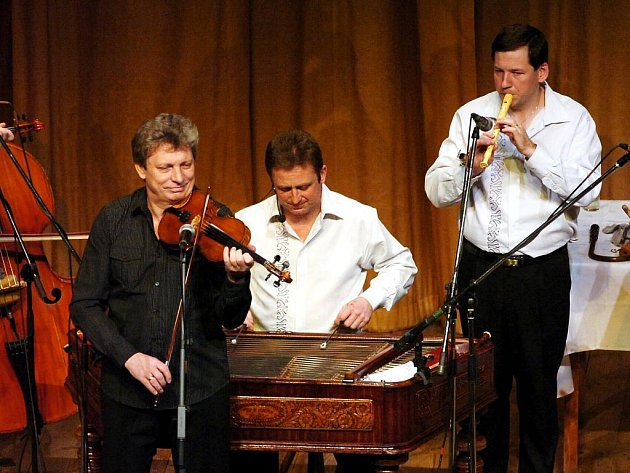 Koncert Hradišťanu v Kutné Hoře