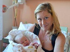 Lilien Doležalová se poprvé rozkřičela 30. září 2015 s mírami 48 centimetrů a 2700 gramů. Doma v Kutné Hoře se z ní radují maminka Jana, tatínek Filip a desetiletý bratr Ondřej.