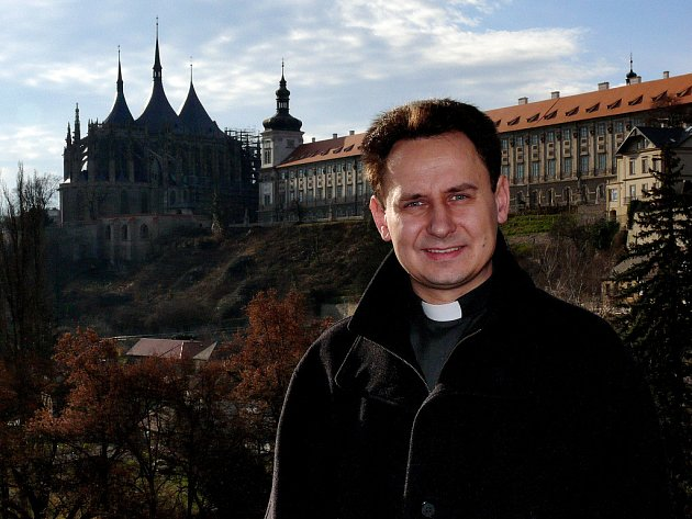 Kutnohorský farář Jan Uhlíř