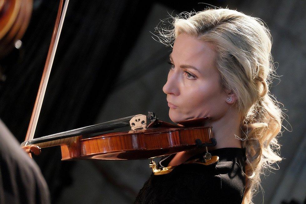 Mezinárodní hudební festival Kutná Hora: Martina Bačová.