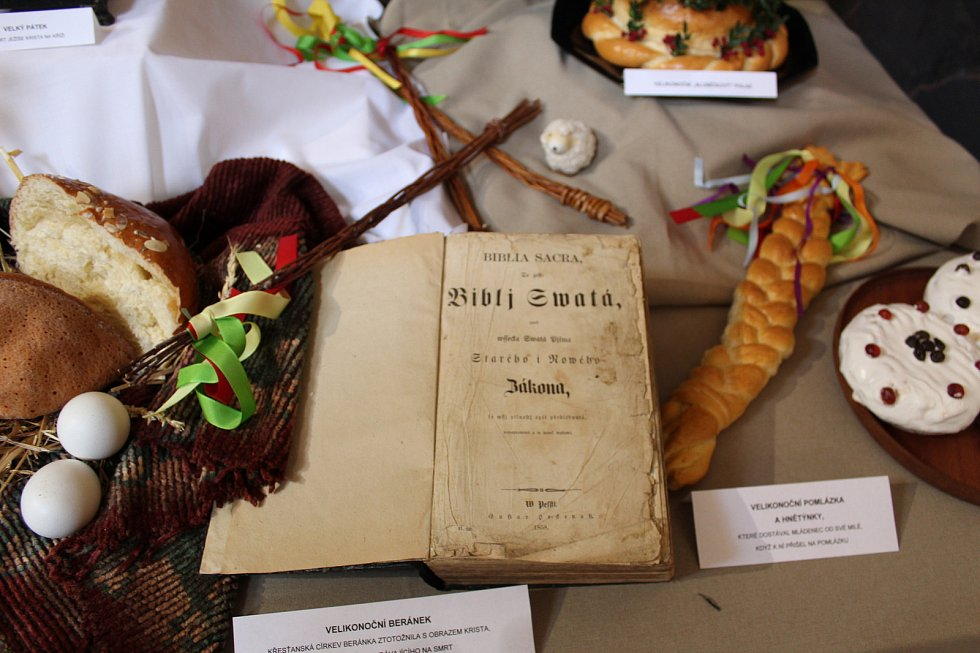 Velikonoční výstava v kostele sv. Jana Nepomuckého v Kutné Hoře