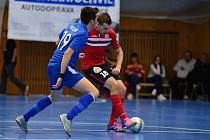 6. kolo CHANCE futsal ligy: FC Benago Zruč n. S. – FK ERA-PACK Chrudim 0:1 (0:1), 19. října 2016.