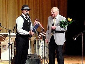 Kapelník a hudební legenda Miroslav Jiřišta z Kutné Hory