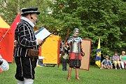Do Zruče se vrátila doba Rudolfa II.