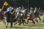 Bitva o Sudějovský pramen. 8.9.2012