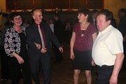 Hasičský ples v Červených Janovicích