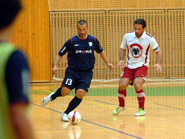 Futsal: Benago Zruč n/S - FK Era-Pack Chrudim, 18. 9. 2010