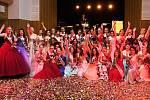 Maturitní ples pedagogické školy se konal 8. února.