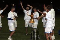 Z 22. ročníku Pukma Cupu, turnaje v malé kopané v Červených Janovicích.