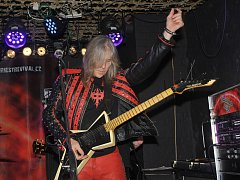 Judast Priest Revival to rozpálil v Kutné Hoře.